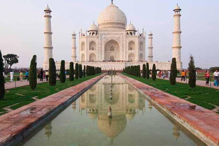 Taj Mahal love